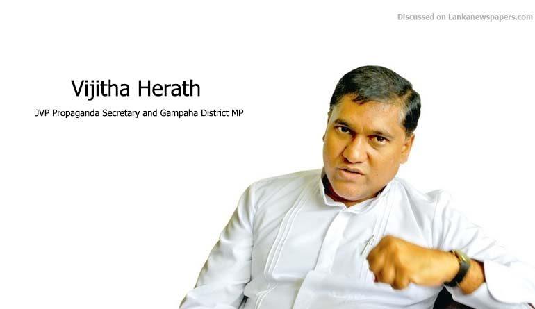 vivjitha in sri lankan news
