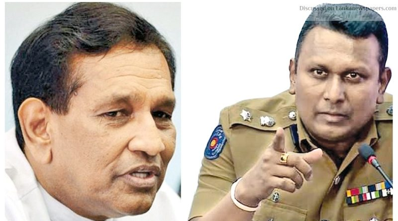 z p01 NO MINISTER in sri lankan news