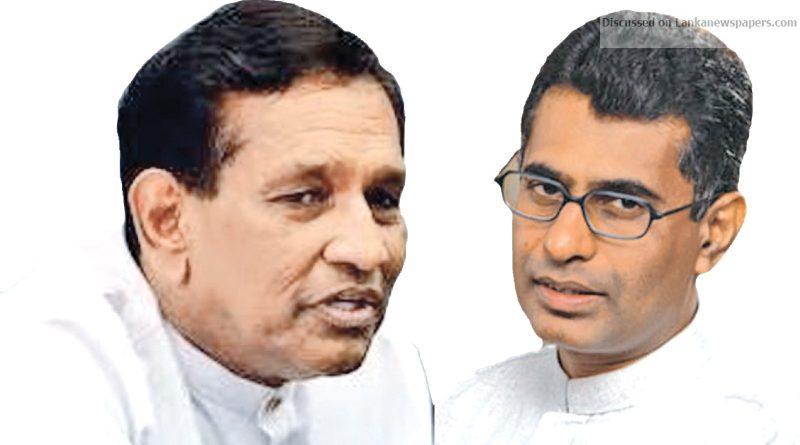 Sri Lanka News for Senior Cabinet Ministers urge President,PM to work together