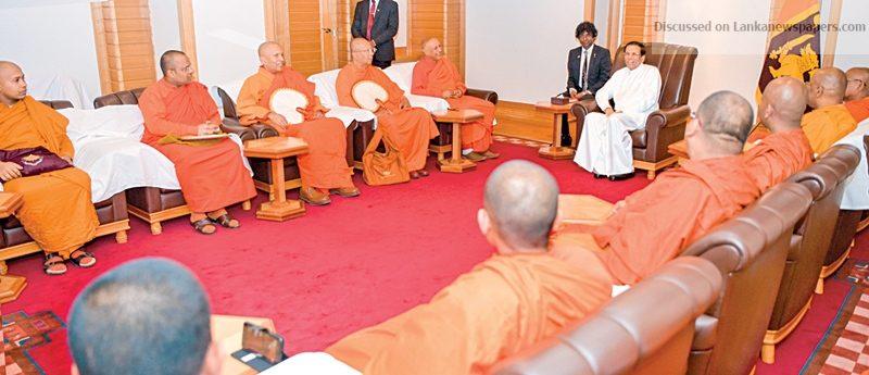 Sri Lanka News for Measures to lift Social media ban – President