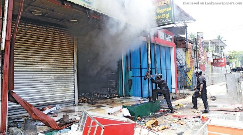 Sri Lanka News for DIGANA VILLAGE: SHREDS OF HUMANITY AMID VIOLENT TRAGEDY