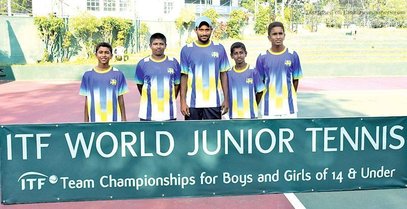 Sri Lanka News for Sri Lankan boys rout Singapore 3-0