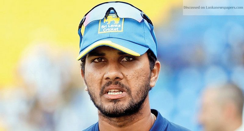 Sri Lanka News for Nidahas Trophy 2018 Skipper Chandimal ban for two matches Sri Lanka take on India again today