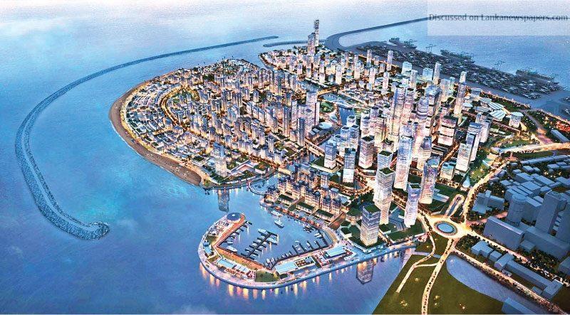 Sri Lanka News for New Port City's hidden truth spells danger for future generations