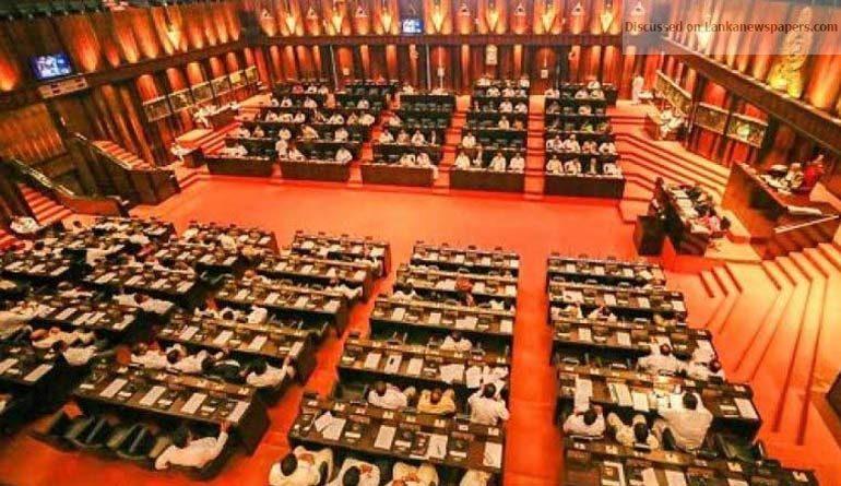 Parliment in sri lankan news