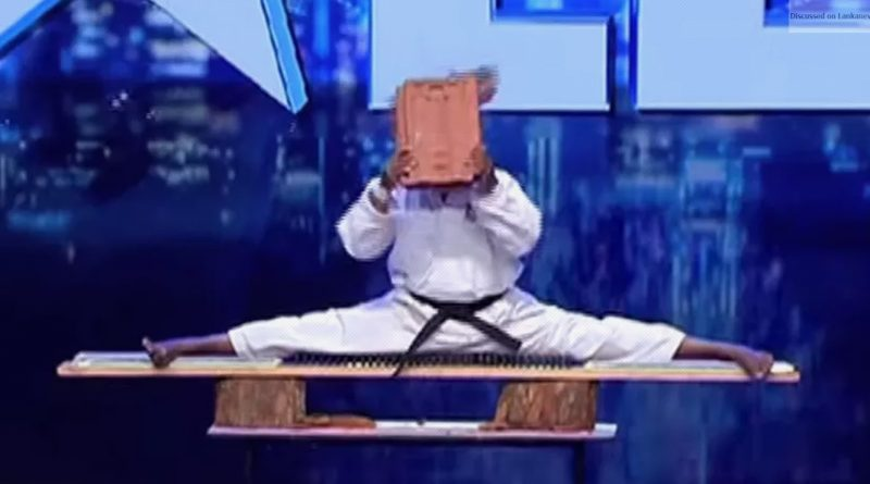 Sri Lanka News for WATCH: 'Sri Lanka's Got Talent' contestant knocks himself out during karate routine