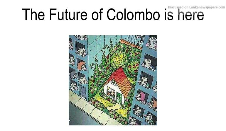 Sri Lanka News for The Future of Colombo is here