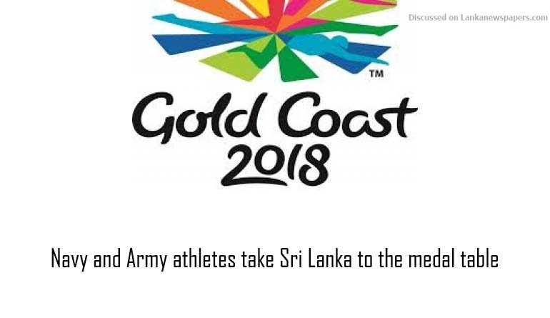 Sri Lanka News for Navy and Army athletes take Sri Lanka to the medal table