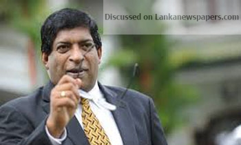 Sri Lanka News for Opposing me is nothing significant: Ravi