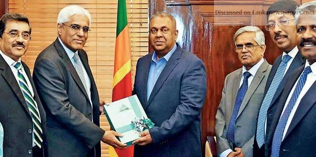 Sri Lanka News for Central Bank releases 2017 Annual Report