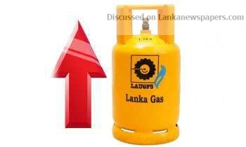 Sri Lanka News for Laugfs also increases price of gas cylinders