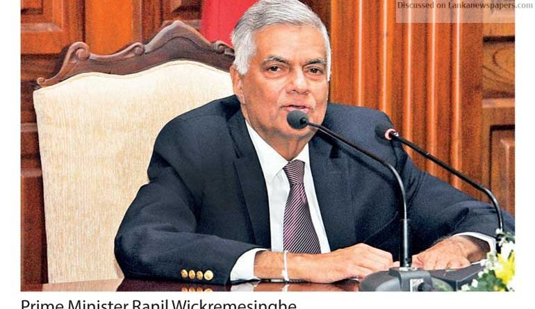 Sri Lanka News for Ranil urges UNP to prepare for elections