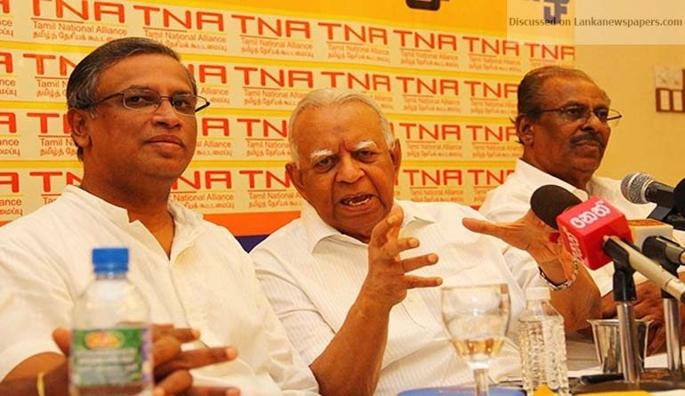 Sri Lanka News for NCM: TNA's final decision this morning