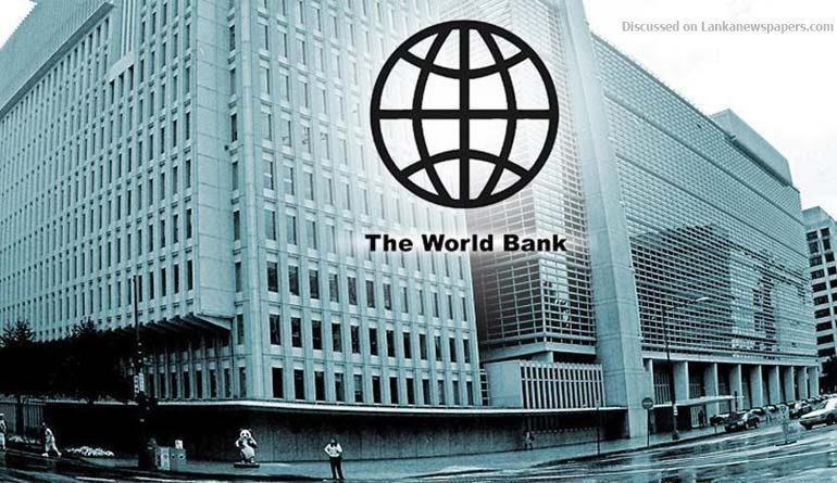 world banl in sri lankan news