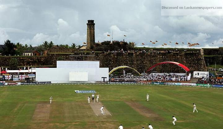 Sri Lanka News for Sports Minister directs SLC to take prompt action on 'pitch fixing'