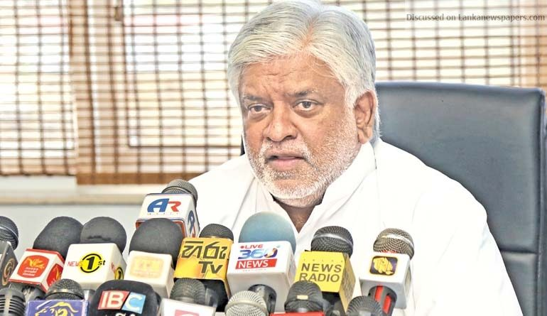 Sri Lanka News for Scam causes Rs. 10 m loss at CPSTL, Arjuna to probe