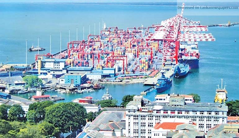 Sri Lanka News for Port of Colombo clocks 2nd highest growth rate in the world