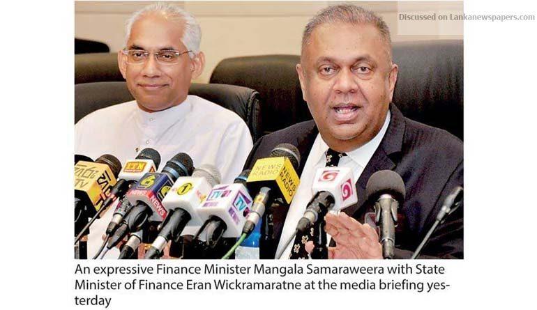 Sri Lanka News for Milestone marks from Mangala