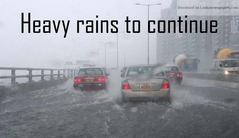 rains in sri lankan news