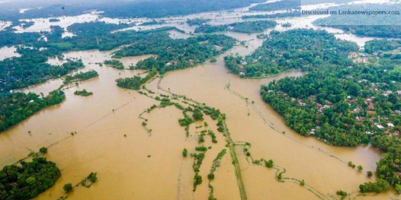 river weather flood in sri lankan news