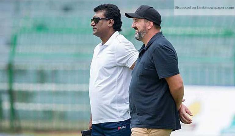 Sri Lanka News for Tim McCaskil imparts knowledge on reducing injuries to Sri Lankans
