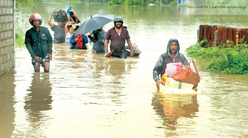 Sri Lanka News for Rain havoc claims more lives