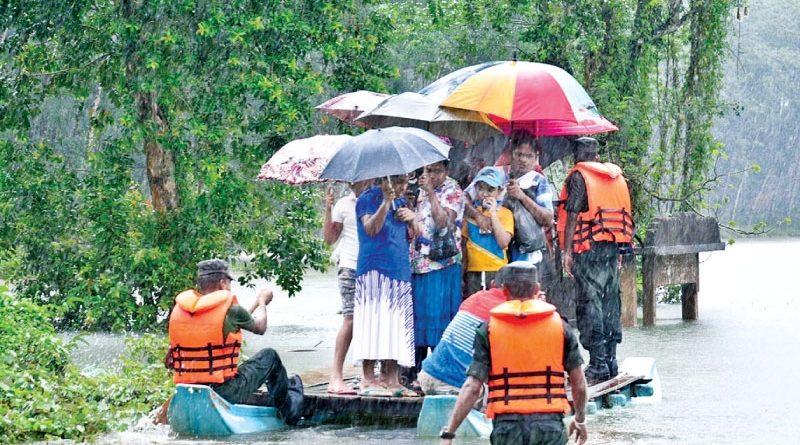 Sri Lanka News for Rain disaster affected nears126,000