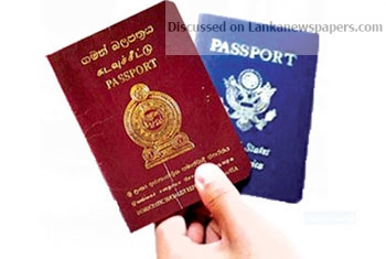 Sri Lanka News for 1,000 applications a month for dual citizenship