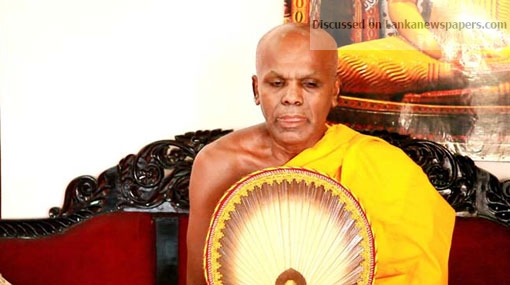 Sri Lanka News for Wedaruwe Upali Thero issues clarification on 'Hitler' comments