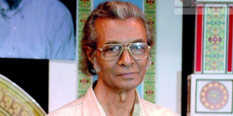 Sri Lanka News for Veteran singer Ivo Dennis passes away
