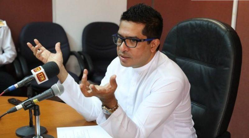 Sujeewa Senasinghe in sri lankan news