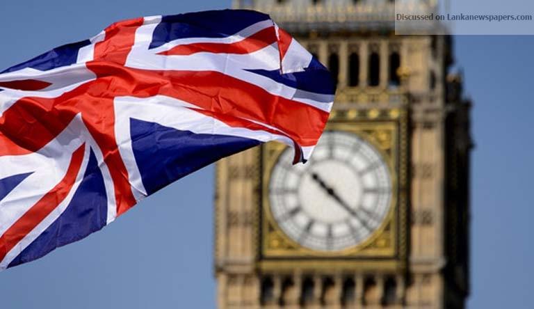 UK in sri lankan news