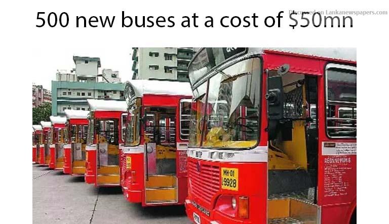 buss in sri lankan news