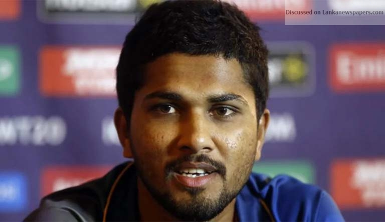Sri Lanka News for Chandimal, Hathurusinghe and Gurusinghe in hot water with ICC
