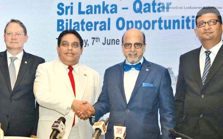 Sri Lanka News for 'More Qatar investors eye Sri Lanka'