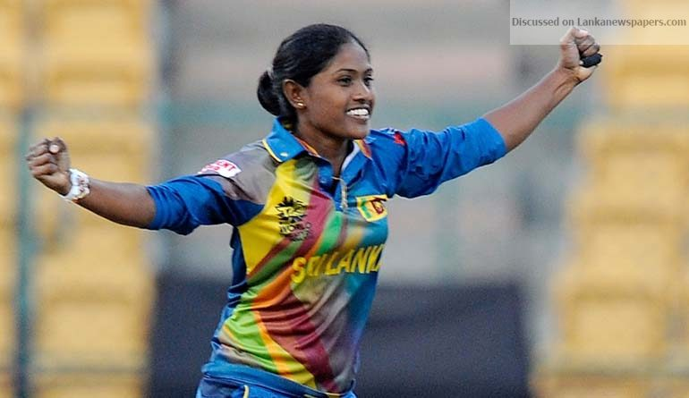 Sri Lanka News for Sri Lanka kick off Women's Asia Cup with rout of Bangladesh