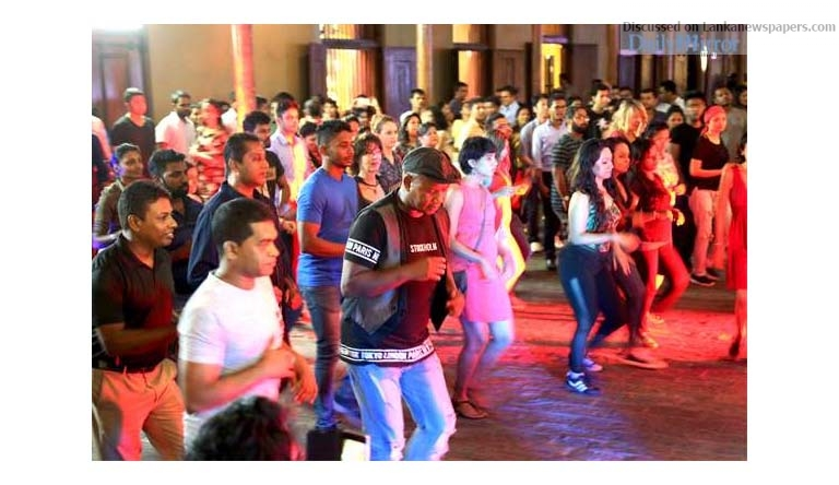 Sri Lanka News for Latest addition to the Fairway Colombo events – Street Latin Night!