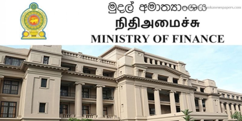 finance.ministry in sri lankan news