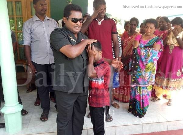 Sri Lanka News for Rehabilitated LTTE cadres in tearful send-off for departing Commander