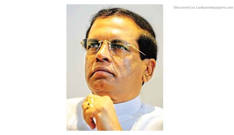 Sri Lanka News for Investigations into CBSL Treasury Bonds scam Interested parties interfering with probe – President