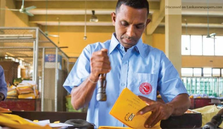 Sri Lanka News for Postal workers work to rule ongoing