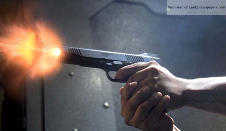 Sri Lanka News for Main suspect and 2 others arrested for shooting at Kiriwehera Chief Incumbent