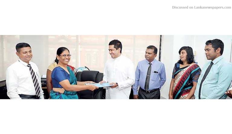 Sri Lanka News for Sujeewa urges incentive payments for Import & Export Dept.