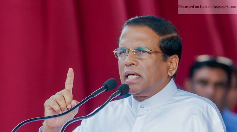 Sri Lanka News for President to sign execution warrants