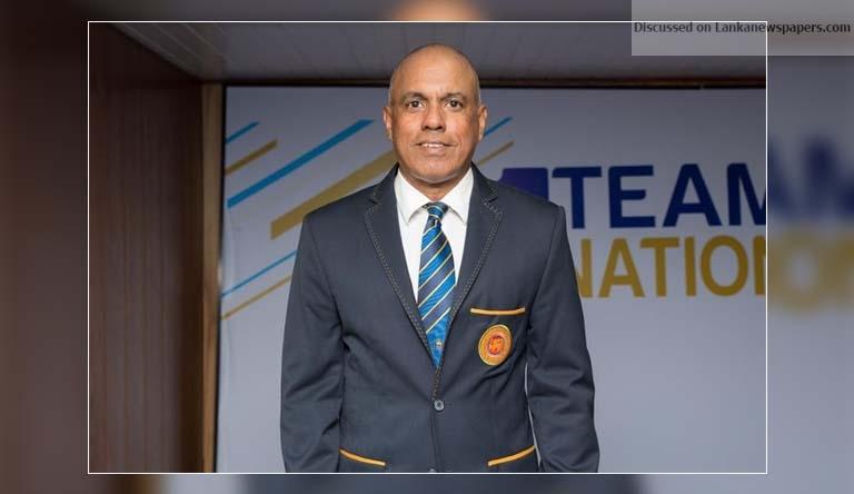 Charith Senanayake in sri lankan news