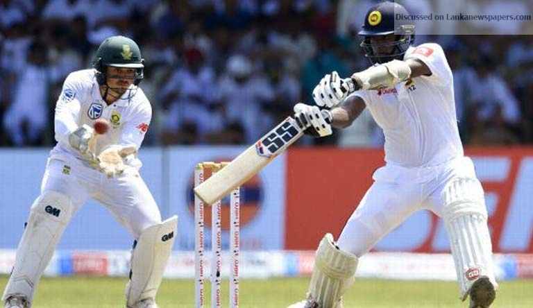 Sri Lanka News for Spinners put Sri Lanka in sight of 2-0 series win