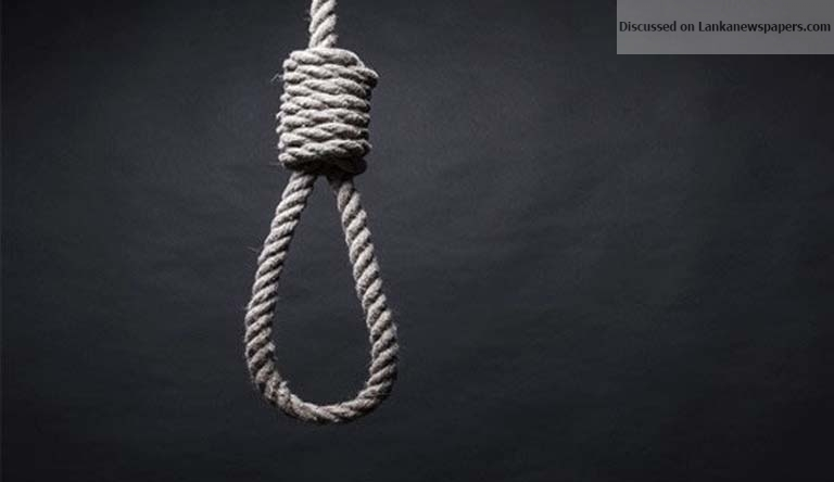 Sri Lanka News for Most drug dealers cannot be hanged due to their appeals