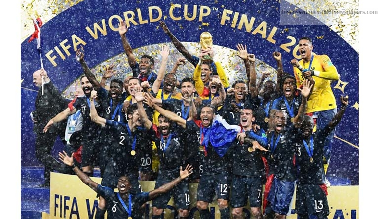 Sri Lanka News for France, a World Cup Champion That Stood Above It All in Russia