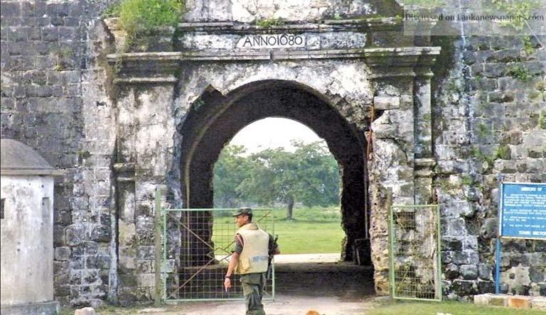 fort in sri lankan news
