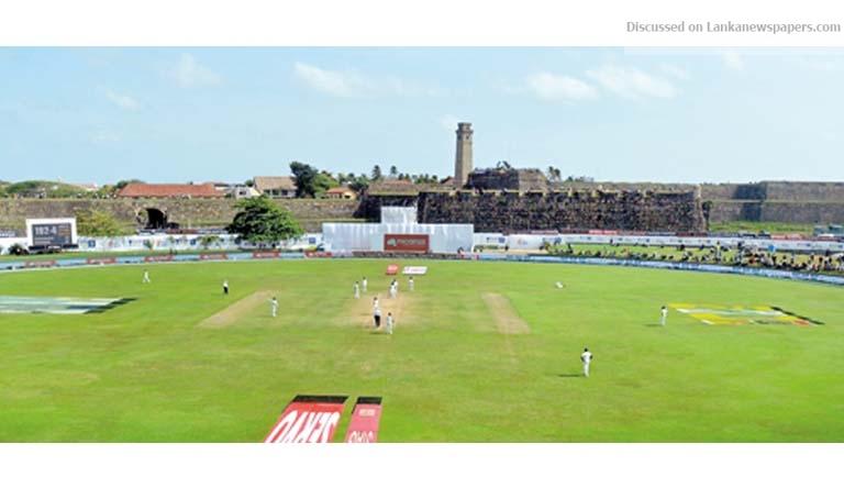 Sri Lanka News for Galle Stadium conundrum: The inside story